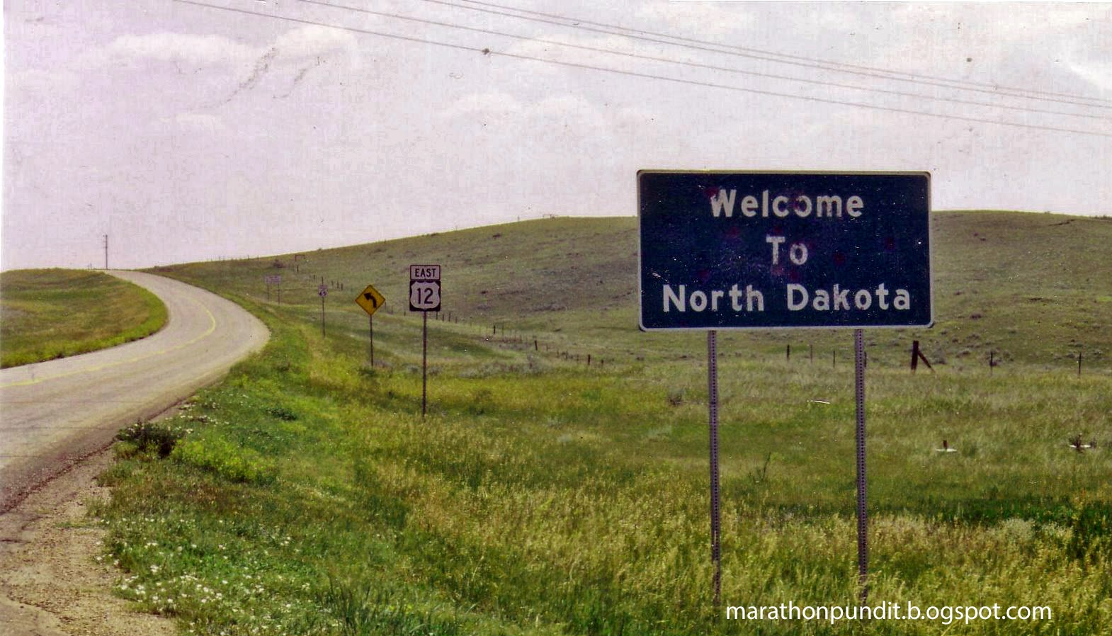 Marathon Pundit: North Dakota oil boom news: Minot AFB ...