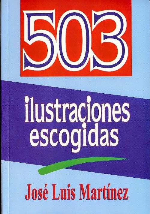 José Luis Martínez-503 Ilustraciones Escogidas-
