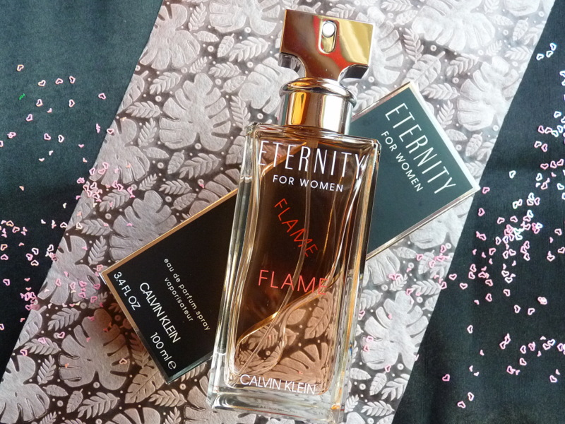 Calvin Klein Eternity Flame for woman - edycja 2019