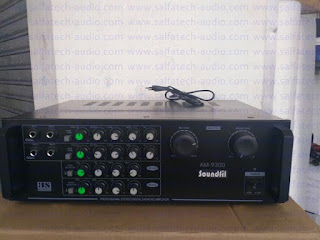Soundfill ampli karaoke
