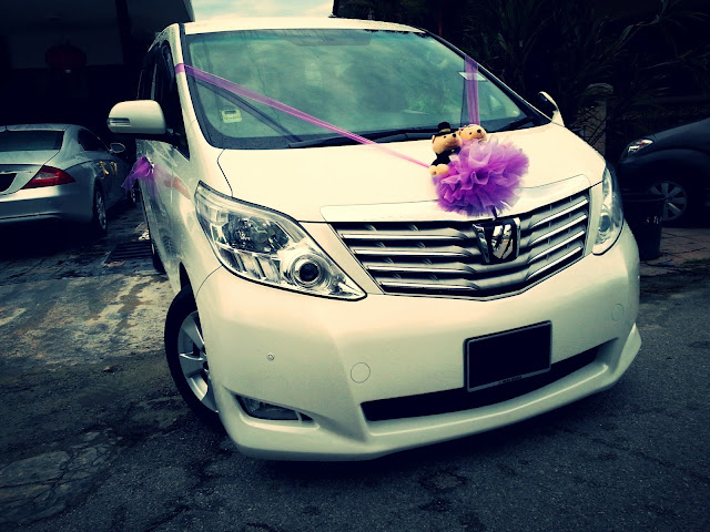 rental mobil pengantin alphard semarang