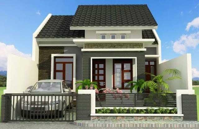 Contoh Rumah Sederhana Terbaru