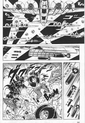 Nakazawa, Keiji. Gen d'Hiroshima, t.1, p 110 © Vertige Graphic