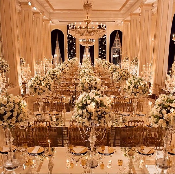 Indoor Wedding Themes: Lush Fab Glam Inspired Lifestyle For The Modern Woman