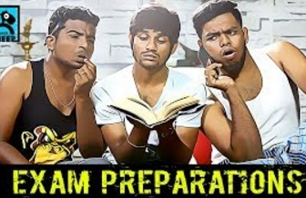 Exam preparations | Random Videos 1 | Black Sheep