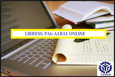 FREE Study via TESDA Online Program