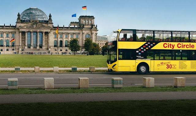 Berolina Berlin-Service em Berlim