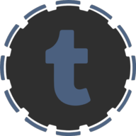 tumblr social button