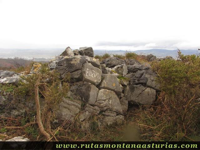 Cima de la Peñata, Langreo, Siero