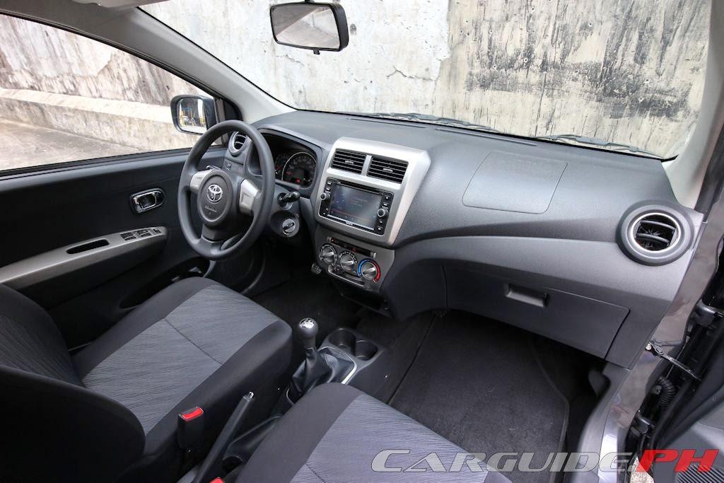 Review 2014 Toyota Wigo 1 0g M T Philippine Car News