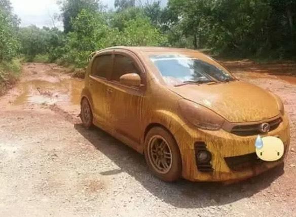Perodua Myvi Versatile