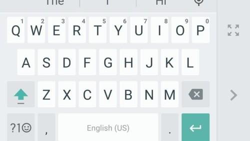 Keyboard Mode Satu Tangan ala Google