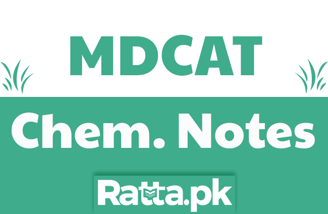 MDCAT Chemistry KIPS Notes pdf Download