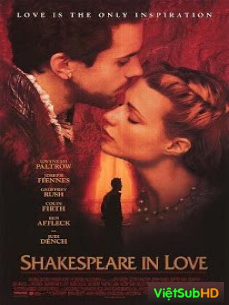 Shakespeare Đang Yêu