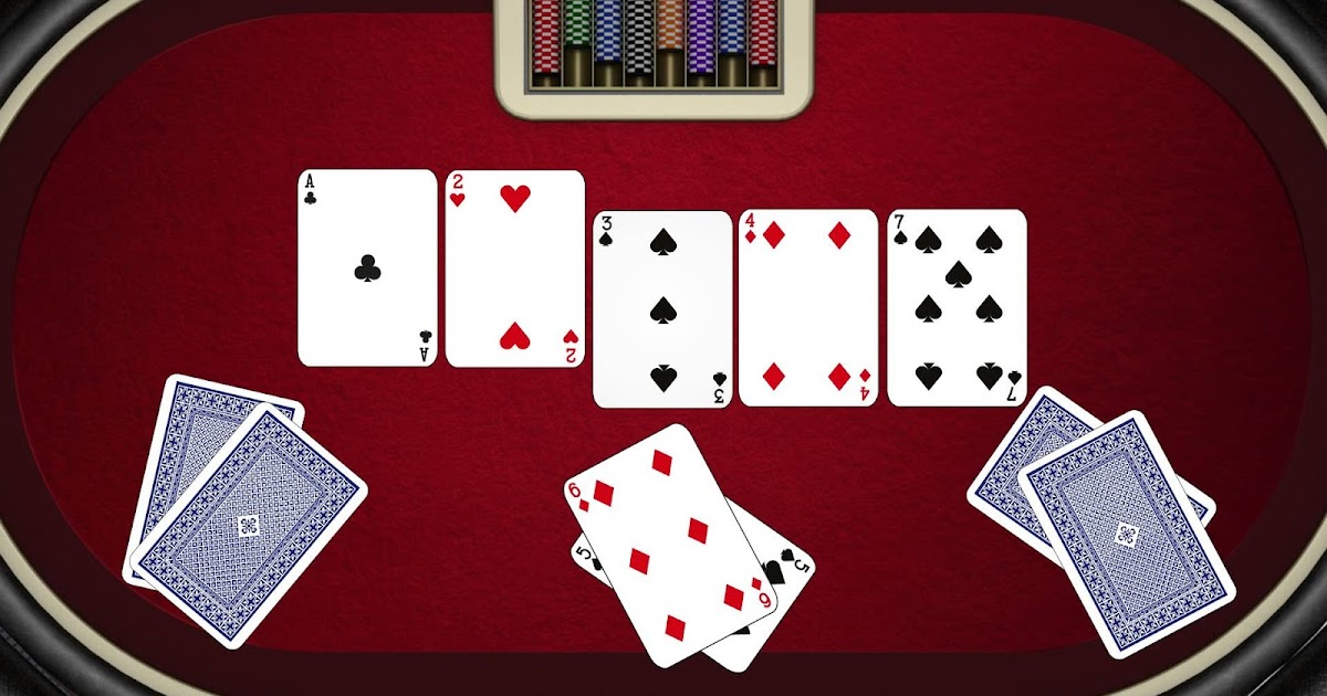 Texas holdem poker bet
