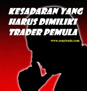 kesadaran pola pikir mindset sikap mental yang benar trader pemula