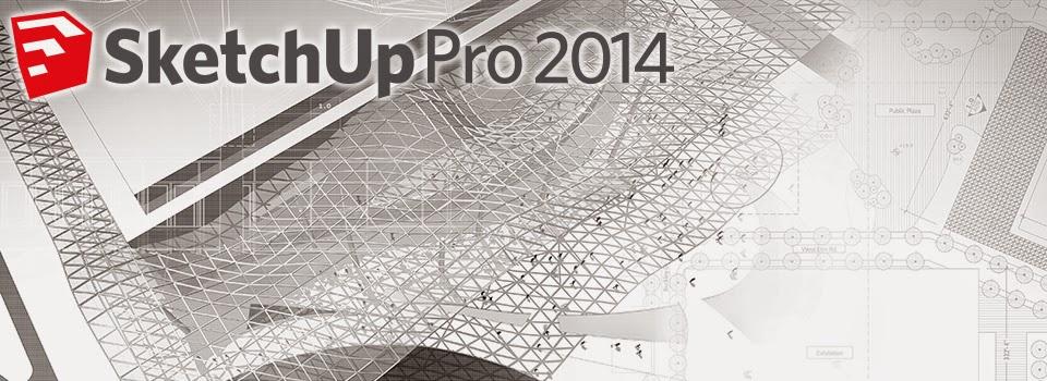 Cover Caratula SketchUp Pro 2014 v14.1.1282 Full PC Descargar ESPAÑOL