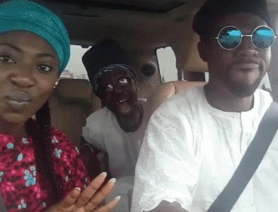 yvonne jegede dating bukky ajayi son
