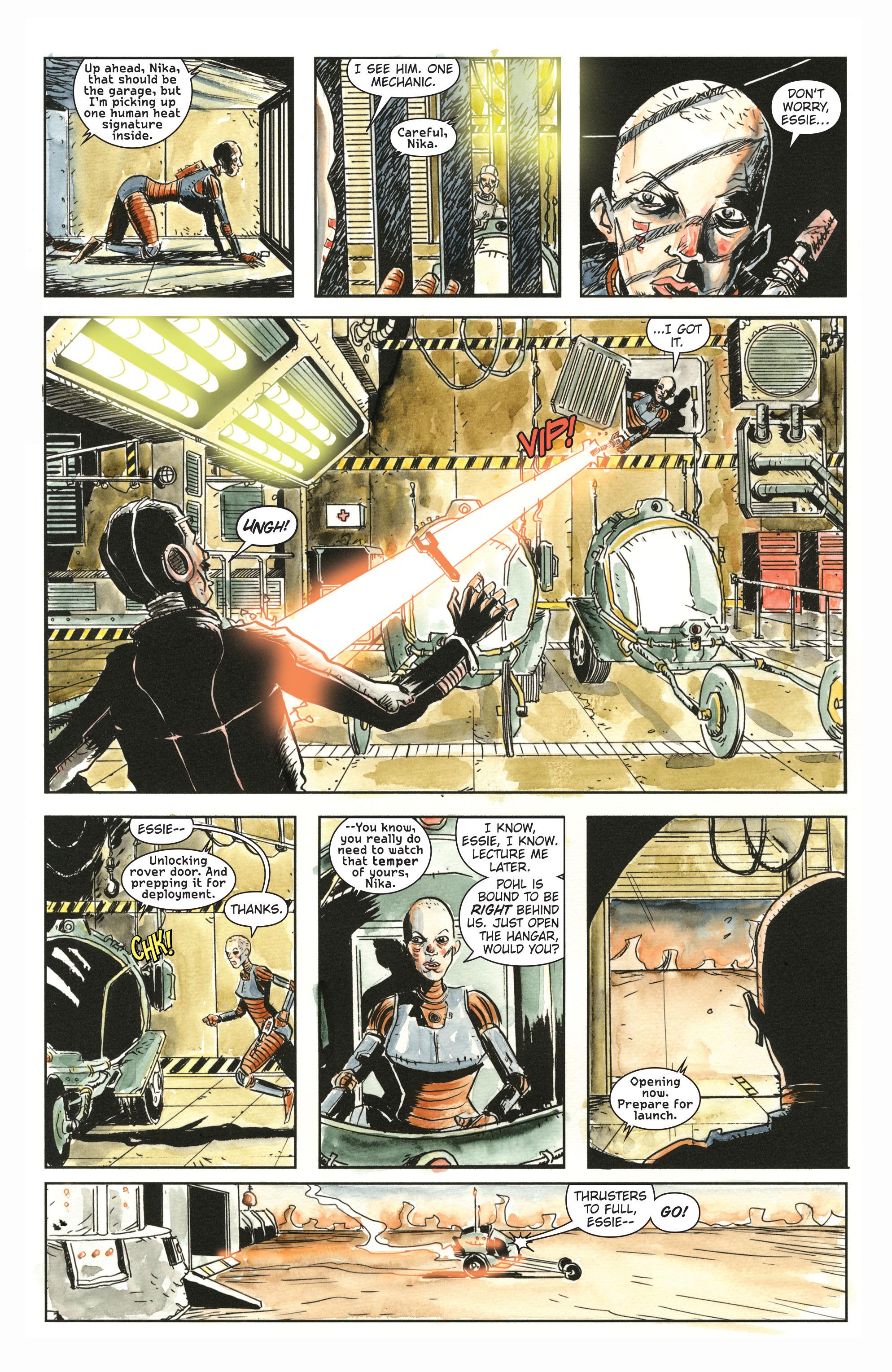 Read online Trillium comic -  Issue # TPB - 68