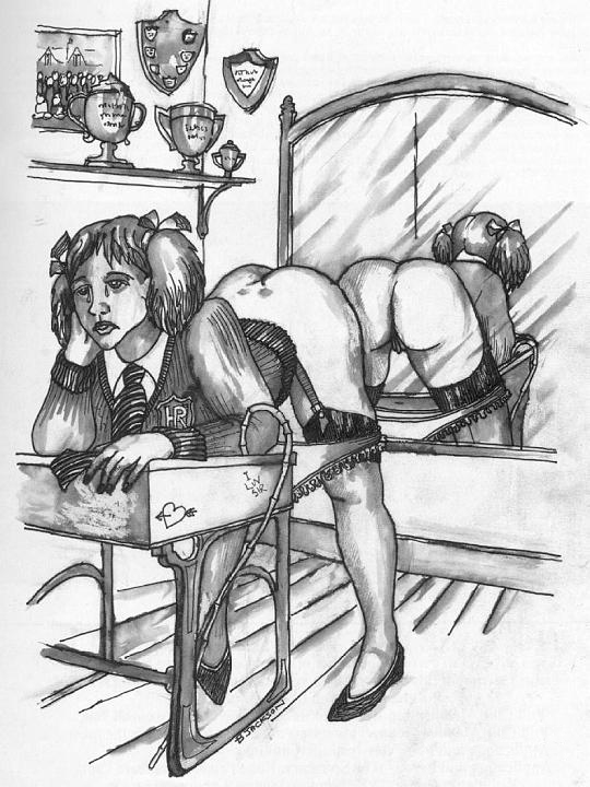 image Spanking punishment daddy hot big ass rough