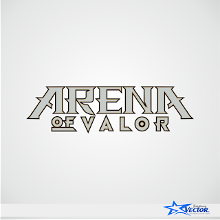 Arena Of Valor (AOV) Logo Vector cdr Download