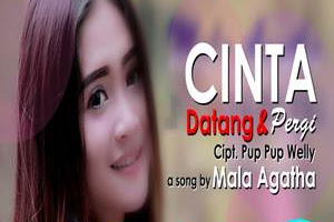 (4.94 MB) Download Mala Agatha - Cinta Datang Dan Pergi Mp3
