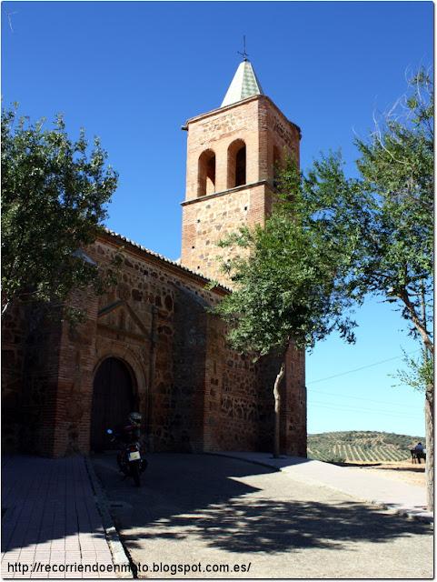 Iglesia de Tirteafuera