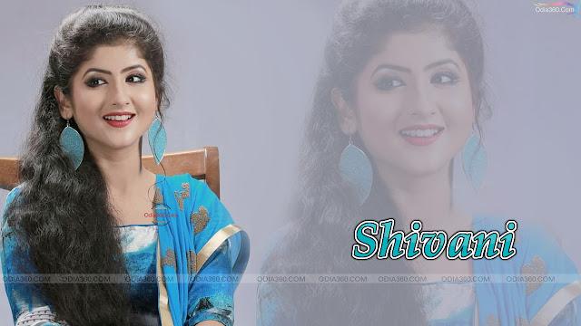 Shivani Sangita Cute and Pretty Odia Actress HD Wallpaper Download
