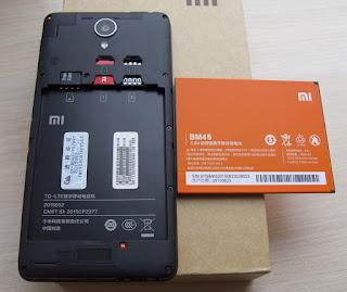Xiaomi Redmi Note 2 Stock Firmware ROM (MI 2015052)