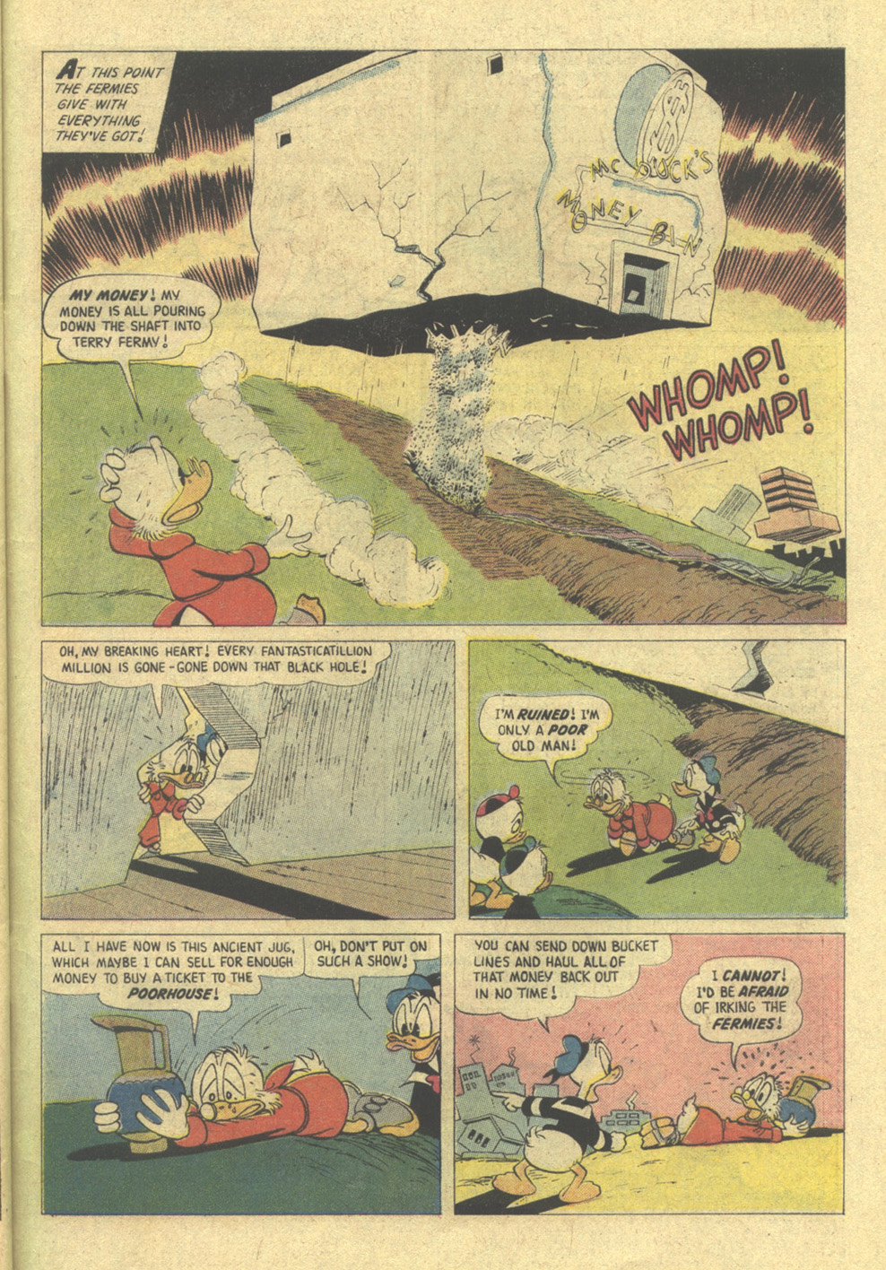 Read online Uncle Scrooge (1953) comic -  Issue #109 - 31