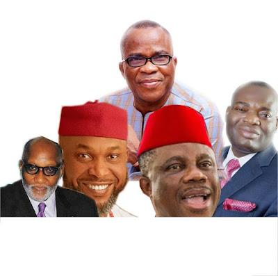 Anambra Election: Obaze, Ezeemo reject result
