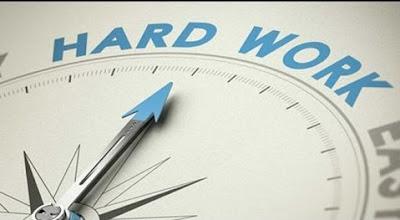 hard work fail
