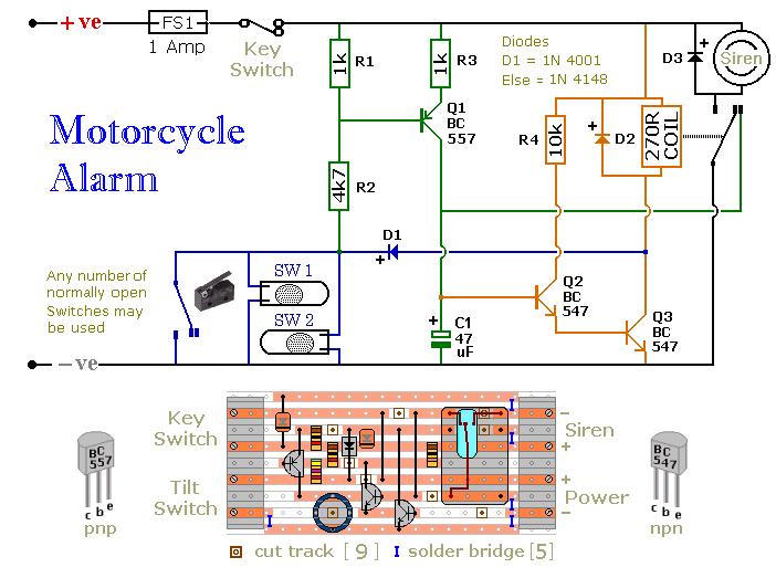 wiring diagram of suzuki x4 motorcycle motorcycle alarm - eee community wiring diagram of motorcycle alarm