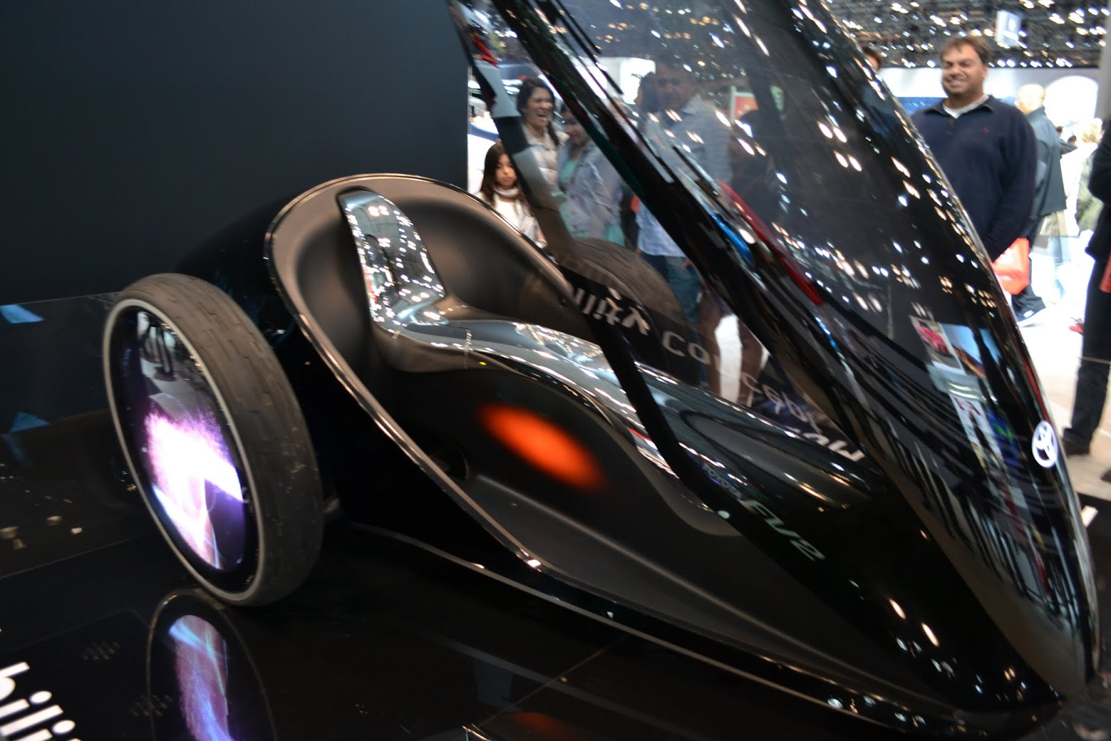 Toyota FV2. Ежегодное автошоу в Нью-Йорке - 2015 (New York International Auto Show - 2015)