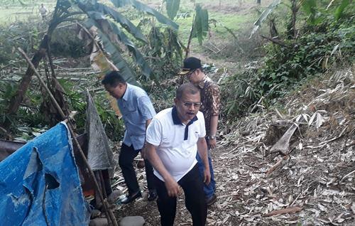 Ali Mukhni Pimpin Siaga Bencana Padangpariaman Hadapi Siklus Dahlia