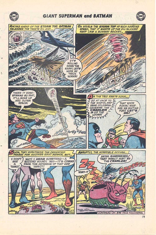 Read online World's Finest Comics comic -  Issue #161 - 21