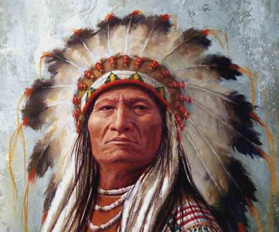 Povos da am rica do norte - Fogli da colorare nativo americano ...