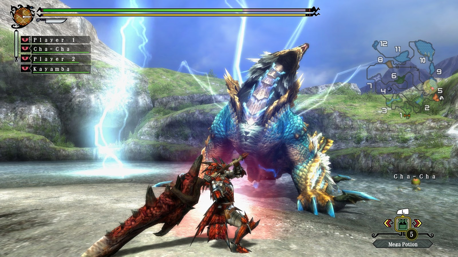 Review Monster Hunter 3 Ultimate Wii U Digitally Downloaded