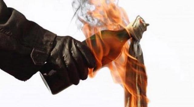 Kedubes Myanmar di Menteng Dilempari Bom Molotov