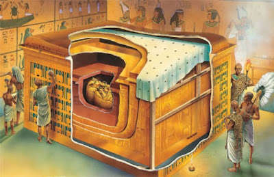 How did tutankhamun die