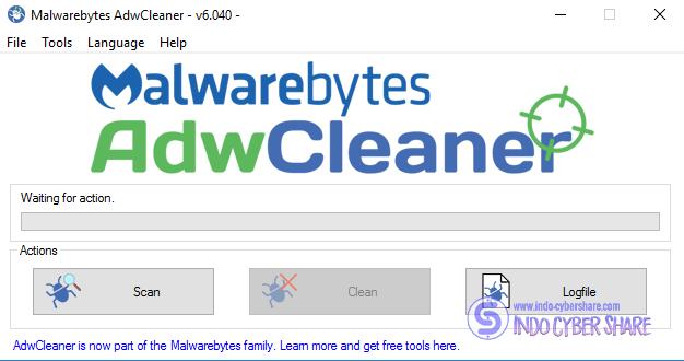 AdwCleaner Pembasmi Iklan Malware Terbaru