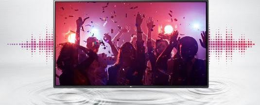 Audio TV LED LG 43LH540T Full HD Digital TV 43 Inch