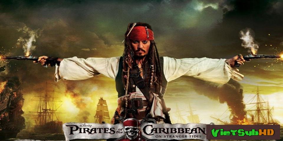 Phim Cướp Biển Vùng Caribbe (phần 4): Suối Nguồn Tươi Trẻ VietSub HD | Pirates Of The Caribbean: On Stranger Tides 2011