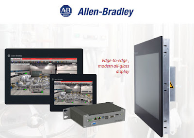 Allen-Bradley VersaView 5400 Industrial Computers; Features and Benefits Summary to Help User Increase Application Flexibility