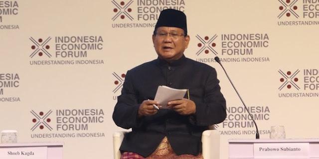 Strategi Prabowo untuk Memajukan Indonesia Timur