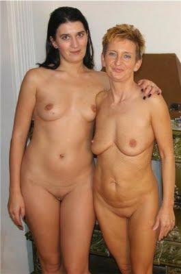 polaroid nude moms
