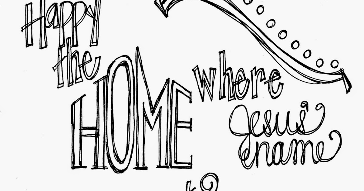 Look to Him and be Radiant: Happy The Home- The Importance