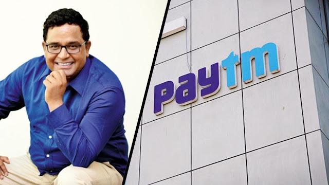 Know some interesting facts about founder of Paytm company Vijay Shekhar Sharma. All about services, company worth and startup. Life of Vijay Shekhar Sharma.