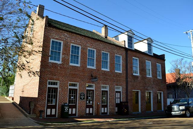 будинок Вільяма Джонсона (William Johnson House), Натчез, Міссісіпі (Natchez, Mississippi)