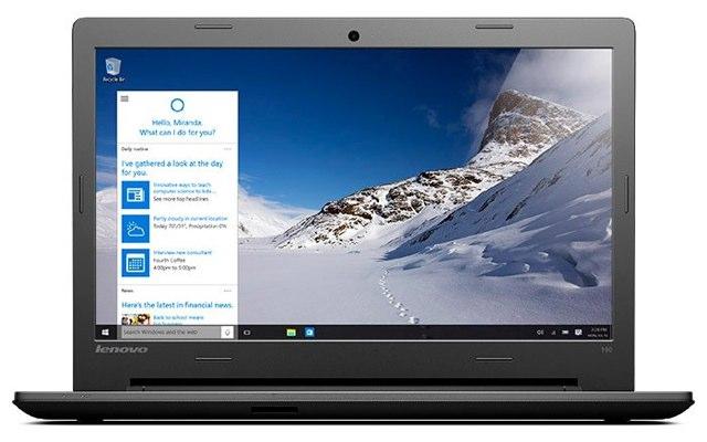 [Análisis] Lenovo IdeaPad 100-15IBD, Core i3 y más por Menos de 400 euros